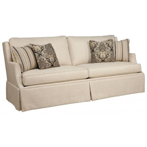 See Details - Skirted Sofa