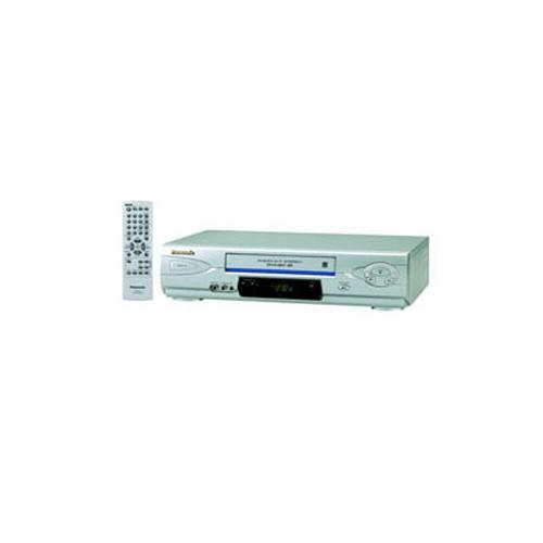 4-Head VHS Hi-Fi Stereo VCR