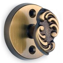 See Details - Ornate Round Turnpiece in (Ornate Round Turnpiece - Solid Brass)