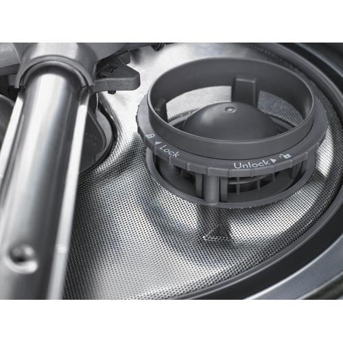 KitchenAid - 46 DBA Dishwasher with Third Level Rack and PrintShield Finish Stainless Steel with PrintShield™ Finish