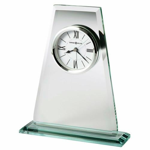 Howard Miller Weston Crystal Table Clock 645809