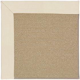 "Creative Concepts-Sisal Canvas Sand - Rectangle - 24"" x 36"""