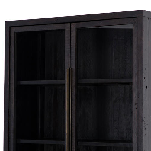 Wyeth Cabinet-dark Carbon
