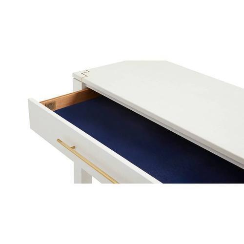 Panavista Floating Parsons Sideboard - Alabaster