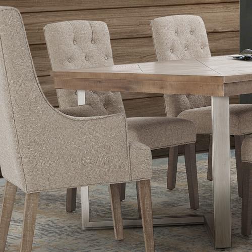 Amini - Side Chair Driftwood