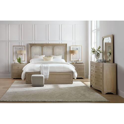 Bedroom Modern Romance 5/0-6/6 Rails