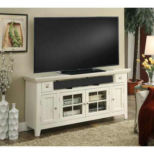 TIDEWATER 62 in. TV Console