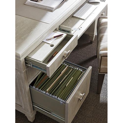 Sligh Furniture - Avery Executive Desk