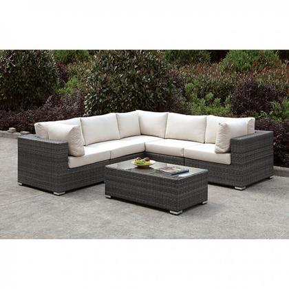See Details - Somani L-sectional + Coffee Table