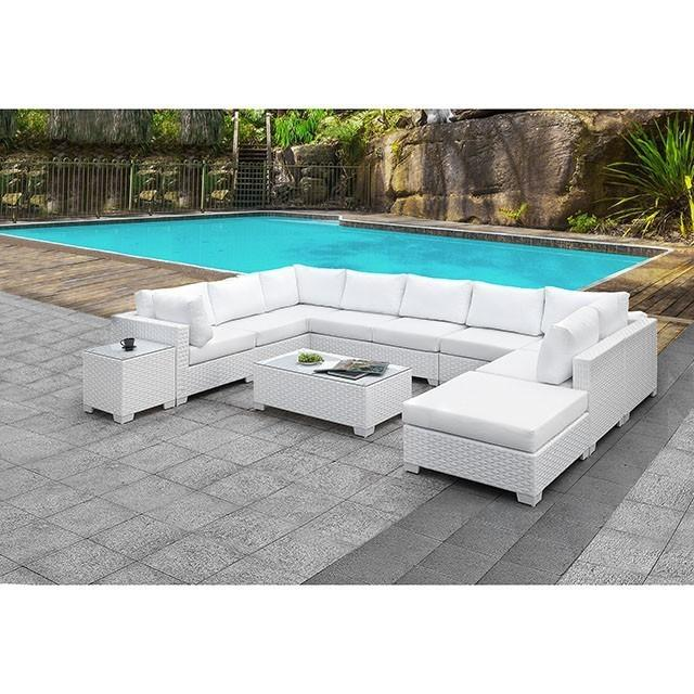 Somani II U-Sectional + Coffee Table