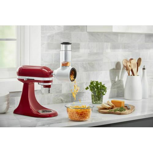 KitchenAid Canada - Fresh Prep Slicer/Shredder Attachment - Other