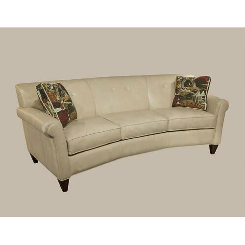 Marshfield - Essentially Yours (Leather) Conversation Loveseat