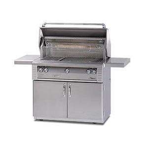 """Alfresco - 42"""" cart model grill"""