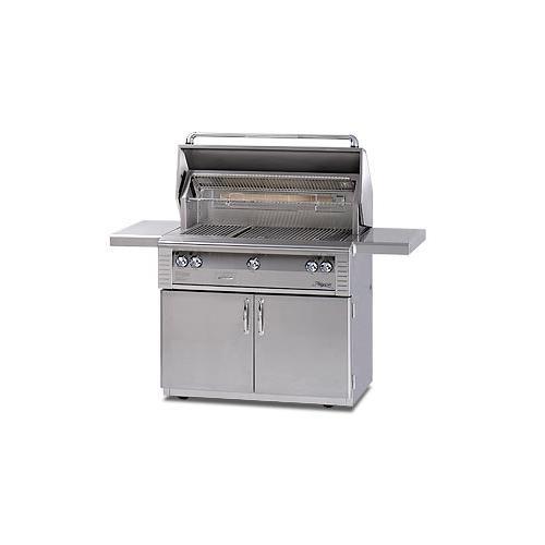 "Alfresco - 42"" Cart Model Grill with Sear Zone"