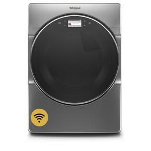 Whirlpool7.4 cu. ft. Smart Front Load Electric Dryer Chrome Shadow