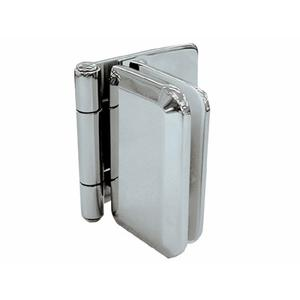 Inset Glass Door Hinge