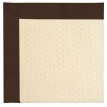 Creative Concepts-Sugar Mtn. Canvas Bay Brown Machine Tufted Rugs