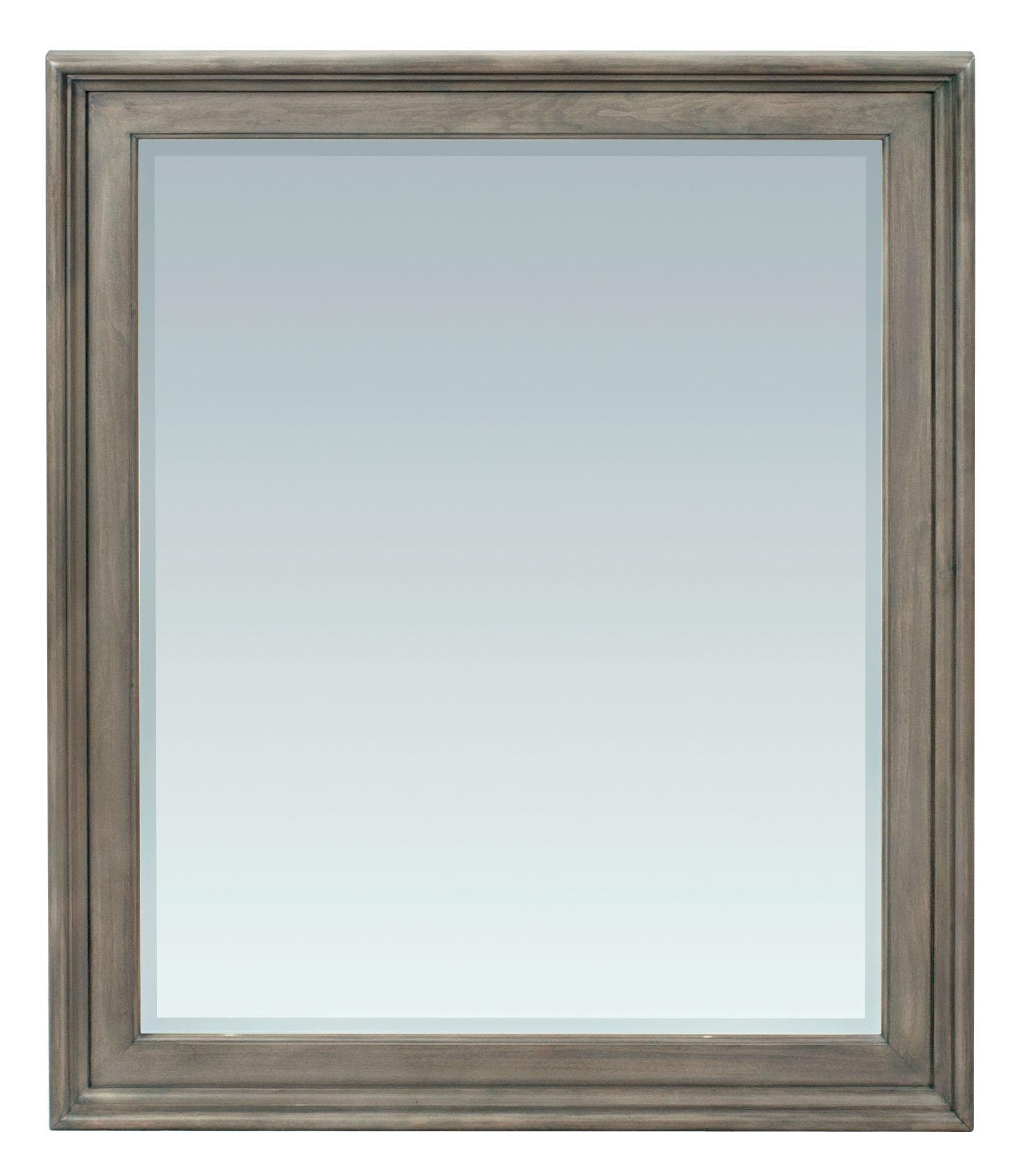 Whittier WoodFst Mckenzie Rectangular Mirror