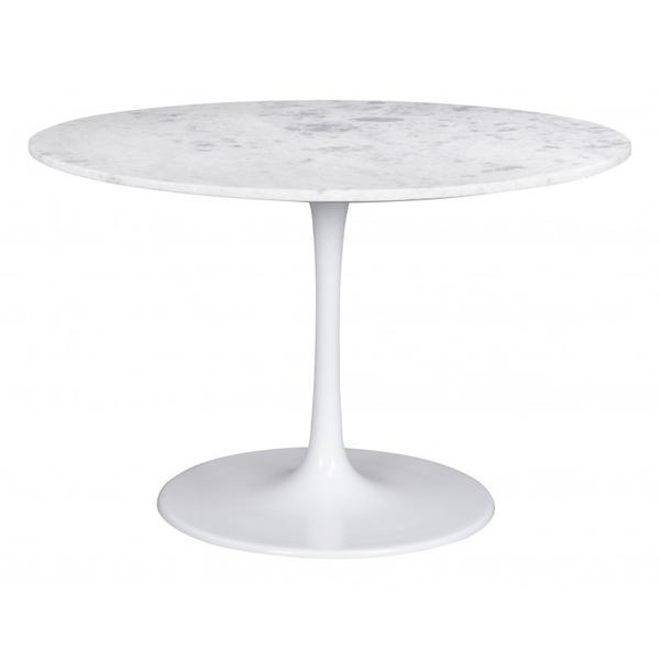 Phoenix Dining Table White