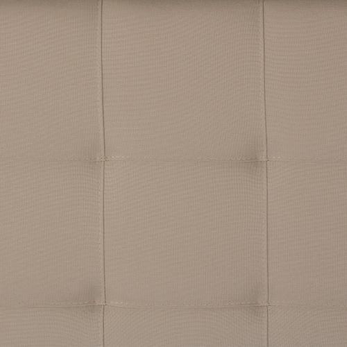 Delaney King Upholstered Headboard With Frame, Linen