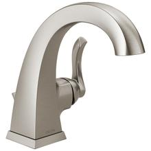 Spotshield Brushed Nickel Single Handle Centerset Faucet