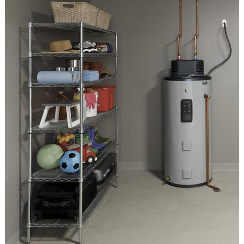 GE Appliances - GE® Smart 50 Gallon Electric Water Heater with Flexible Capacity