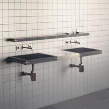 See Details - Sync System Large Shelf / Black Granite