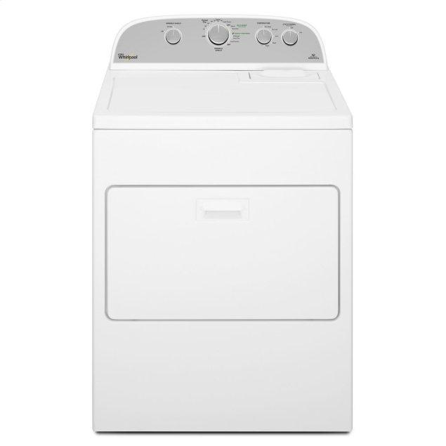 Whirlpool 7.0 cu.ft Top Load Gas Dryer with Wrinkle Shield Plus
