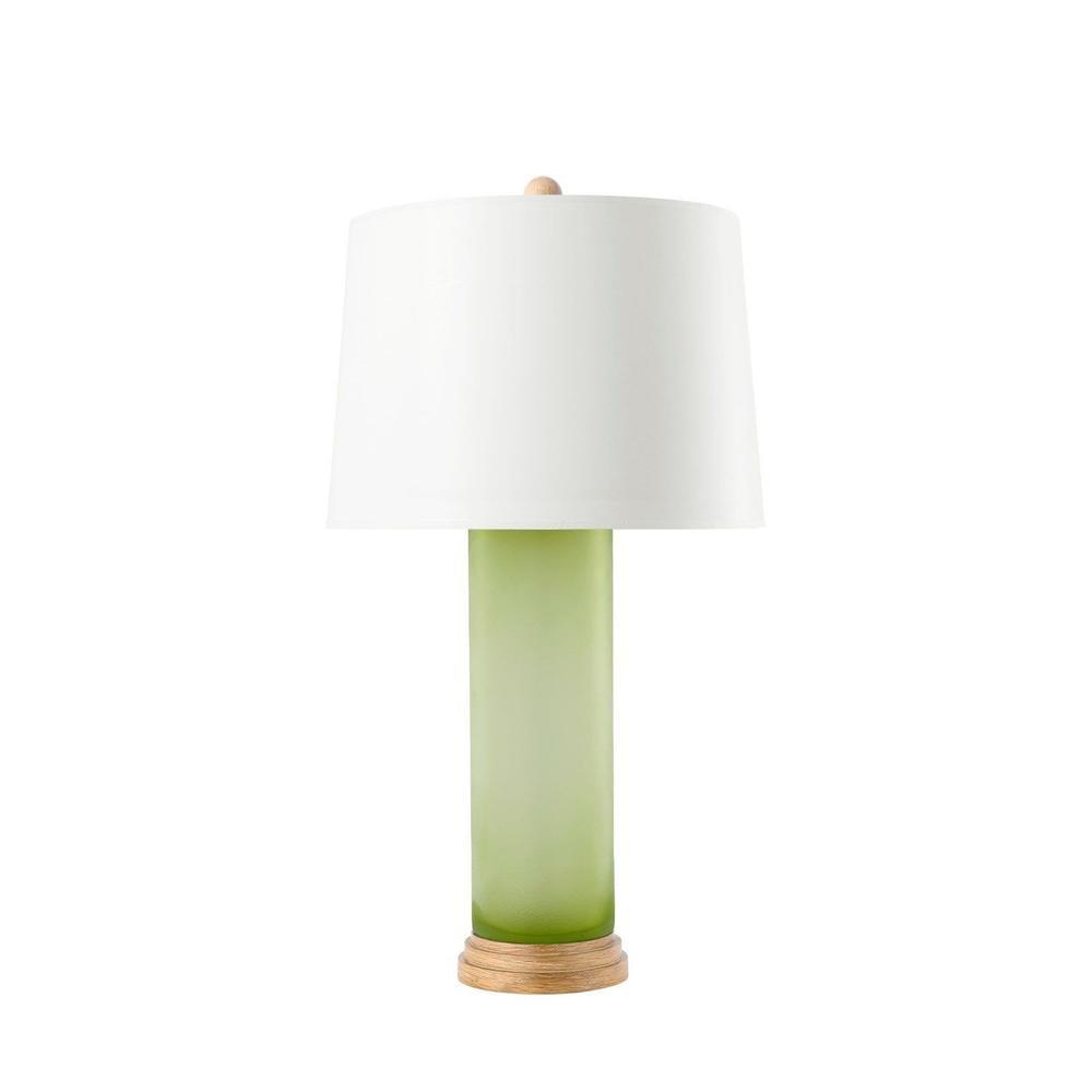 Brasilia Lamp, Light Green