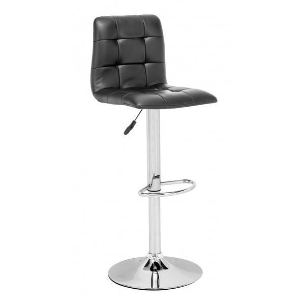 Oxygen Bar Chair Black