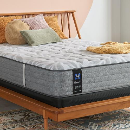 Sealy - Silver Pine - Soft - Twin