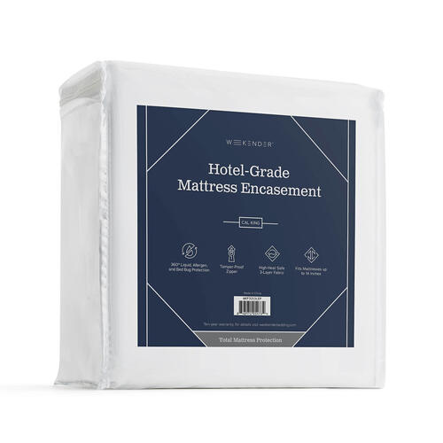 Weekender Hotel-Grade Mattress Encasement, Queen