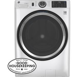 GE®4.8 cu. ft. Capacity Smart Front Load ENERGY STAR® Washer with UltraFresh Vent System with OdorBlock™ and Sanitize w/Oxi