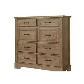 Linen - Chest 8 Drawers
