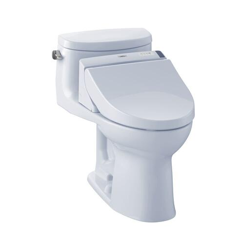 Supreme® II WASHLET®+ C200 One-Piece Toilet - 1.28 GPF - Cotton