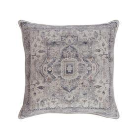 Sylvia Pillow Cover Grey