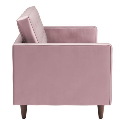 Zuo Modern - Puget Sofa Pink