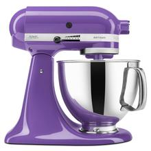 Artisan® Series 5 Quart Tilt-Head Stand Mixer Grape