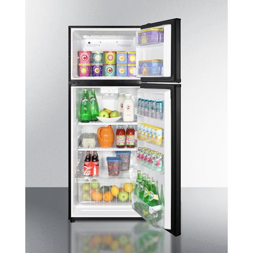 "24"" Wide Top Mount Refrigerator-freezer"