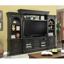FAIRBANKS 4 piece Entertainment Wall