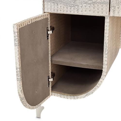 Amini - Upholstered Vanity Desk