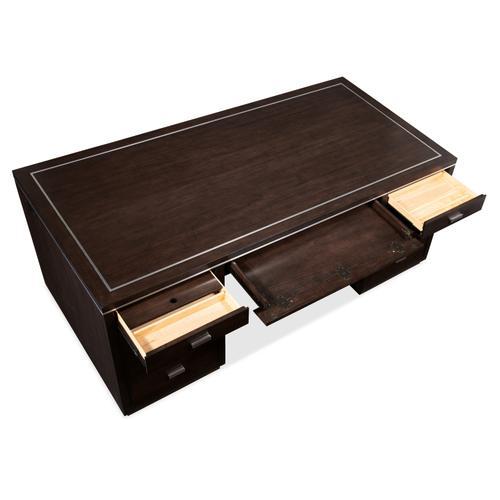 Hooker Furniture - House Blend Executive Desk