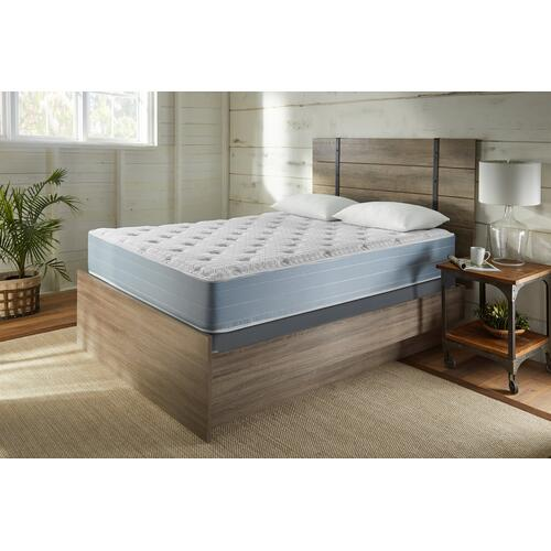 "American Bedding 13"" Plush Tight Top Mattress, Full"