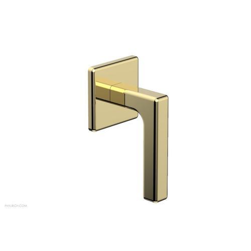 MIX Volume Control/Diverter Trim - Lever Handle 290-36 - Polished Brass