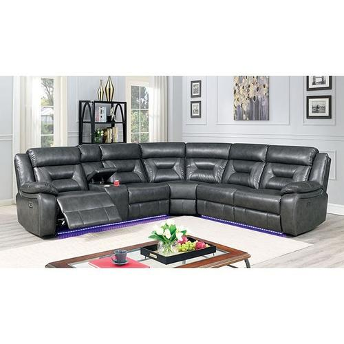 Omeet Power Sectional