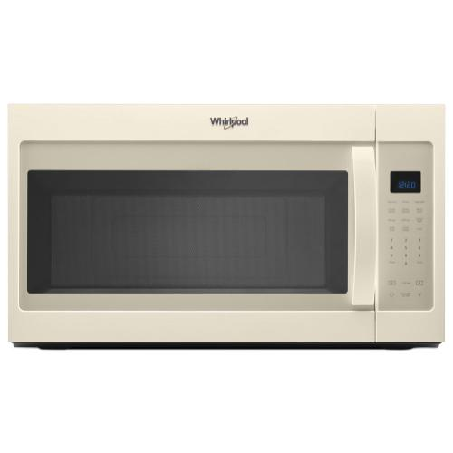 Whirlpool - 1.9 cu. ft. Capacity Steam Microwave with Sensor Cooking