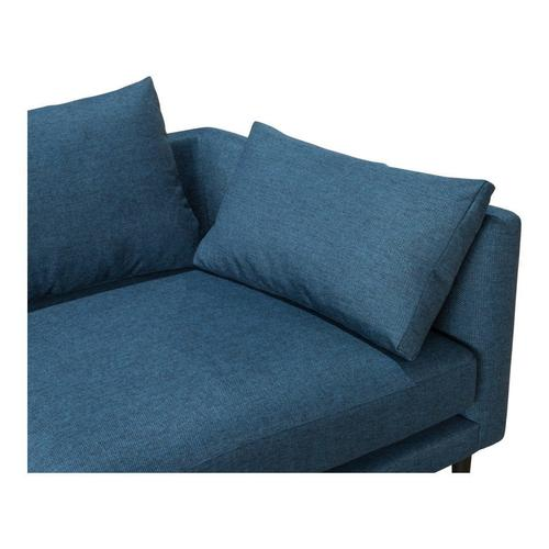 Moe's Home Collection - Raval Sofa Dark Blue