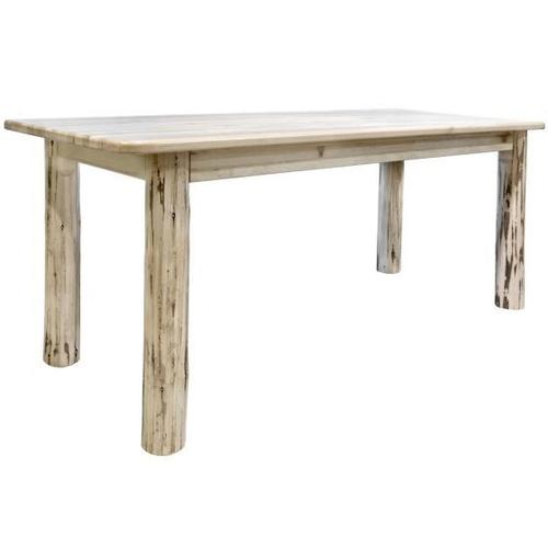 Montana Woodworks - Montana Collection 4 Post Dining Table