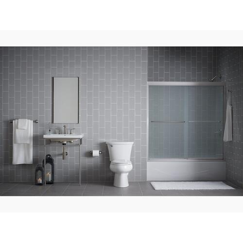 """Biscuit 60"""" X 30"""" Alcove Bath With Integral Apron and Right-hand Drain"""