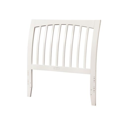 Orleans Headboard Twin White